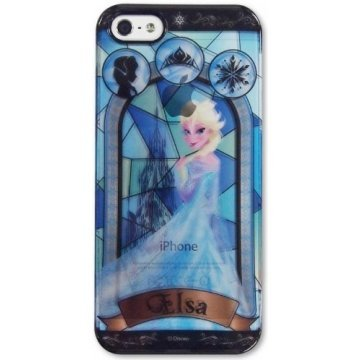 disney frozen stained glass iphone 55s character jacket elsa 361591