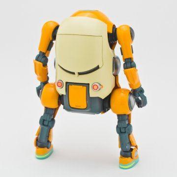 Mechatro 35 WeGo DX Orange 10cm Robot Action Figure