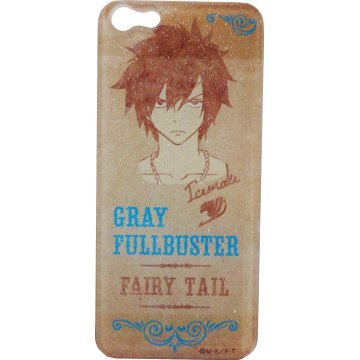 fragment fairy tail acrylic iphone55s jacket a gray 383481