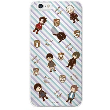 gourmandise world trigger iphone 6 character jacket a type wdt01 386417