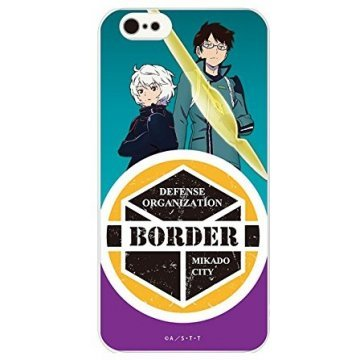 gourmandise world trigger iphone 6 character jacket c type wdt01 386425