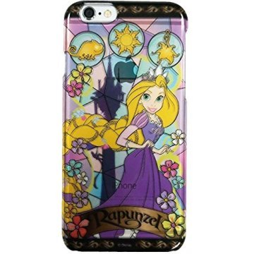 gourmandise disney stained glass iphone 6 shell jacket rapunzel 387391