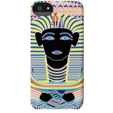 incase mara hoffman snap case for iphone 5 king tut pink 392353