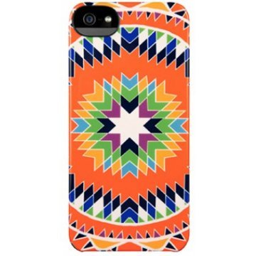 incase mara hoffman snap case for iphone 5 pow wow cream 392361