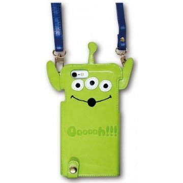 gourmandise toy story iphone 6 diecut leather case with neck str 395623