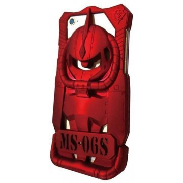 gourmandise gundam iphone 6 skeleton cover char zaku gd25a 399271