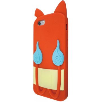 gourmandise youkai watch iphone 6 silicon jacket jibanyan yw12a 399279