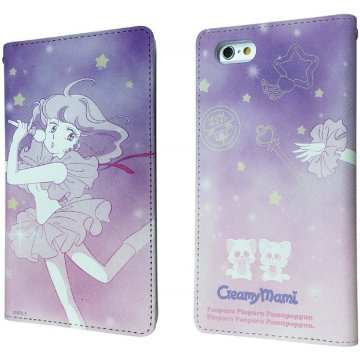 gourmandise creamy mami the magic angel iphone 6 flip case mami 402687