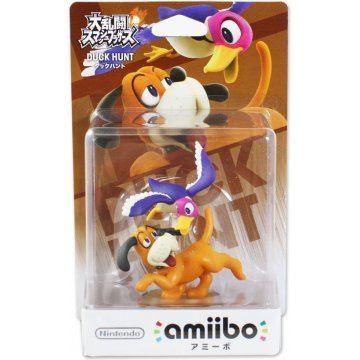 Duck Hunt Dog Amiibo