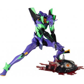 Kaiyodo Revoltech Evangelion Evolution EV-001 Test Type-01 PVC Figure New in box