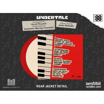 Video Game Soundtrack Undertale On Piano Series 88