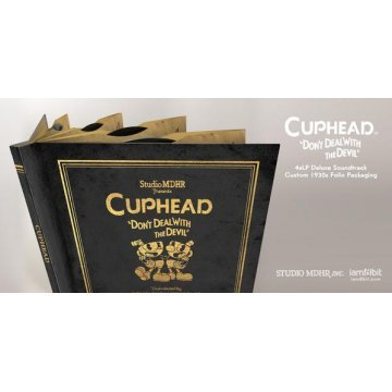 Video Game Soundtrack Cuphead Original Soundtrack