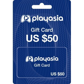 PlayAsia Gift Cards
