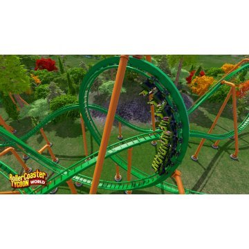 RollerCoaster Tycoon World [Deluxe Edition] steam digital