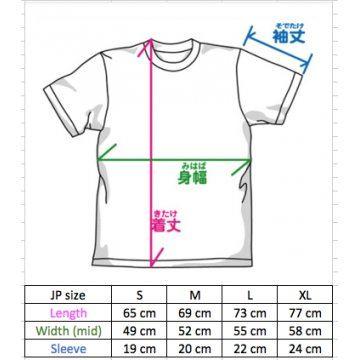 High Score Girl - Akira T-shirt Black (XL Size) 17ddd03048