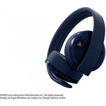 ps4 limited edition 500 million headset