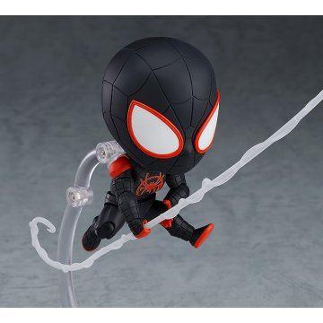 Spider-Man into the Spider-verse Miles Morales Nendoroid Figurine Dlx Ver.