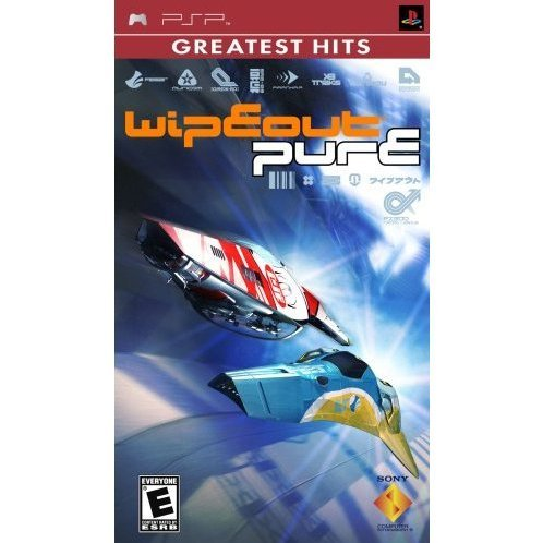 Wipeout Pure (Greatest Hits)