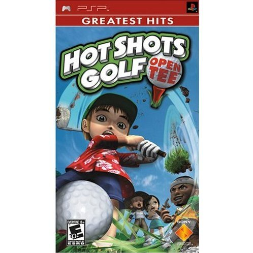 Hot Shots Golf: Open Tee (Greatest Hits)