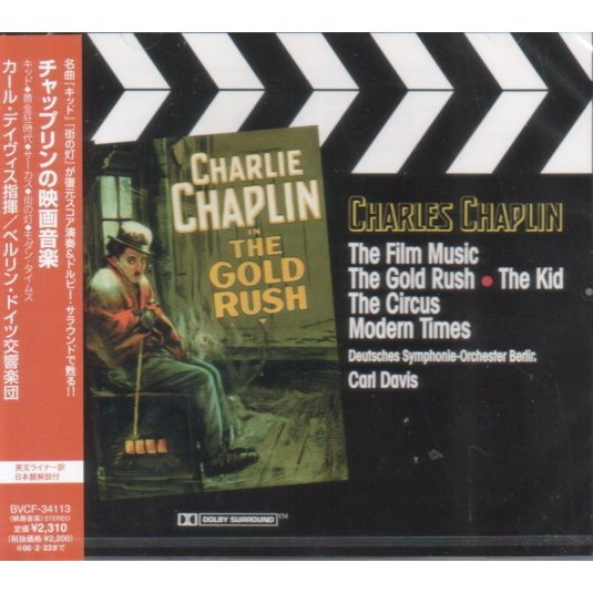 The Film Music of Charles Chaplin