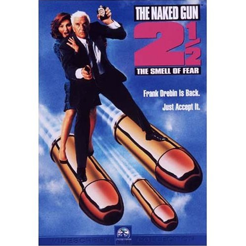 Naked Gun Part 2 1/2 The Smell of Fear [low priced Limited Release]