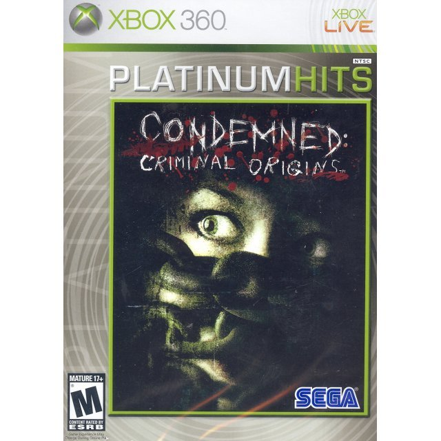 Condemned: Criminal Origins (Platinum Hits)