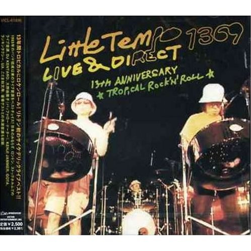 Little Tempo Live & Direct 1369 13Th Anniversary Tropical Rock'n' Roll