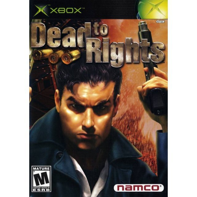 Dead to Rights [Original Xbox Game]