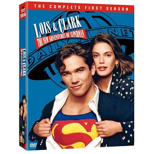 Lois & Clark: The New Adventures Of Superman First DVD Set DVD Collector Box