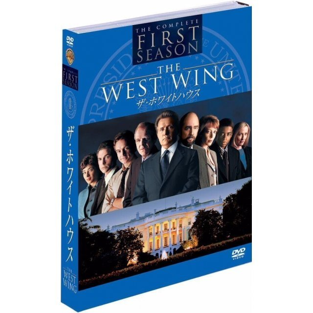 The West Wing - First Season Set 2 [Limited Pressing]