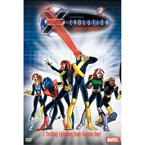 X-Men: Evolution Season1 Volume1: UnXpected Changes
