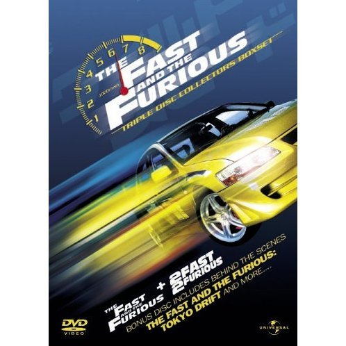The Fast and the Furious Franchise Box Set [Limited Edition]