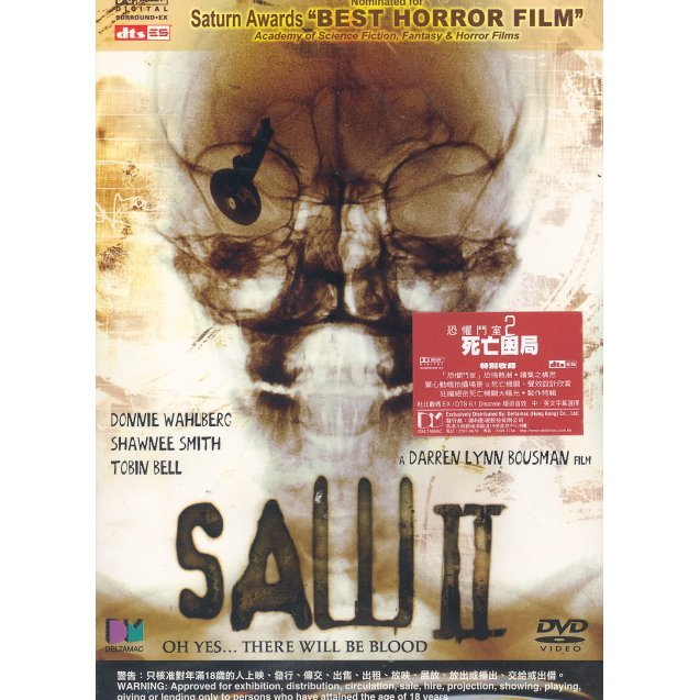 Saw II (Single Disc)