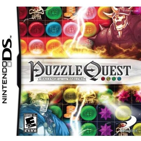 Puzzle Quest: Challenge of WarLords