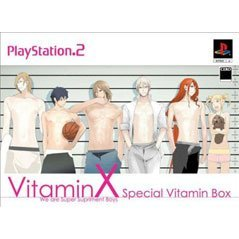 VitaminX [Limited Edition]