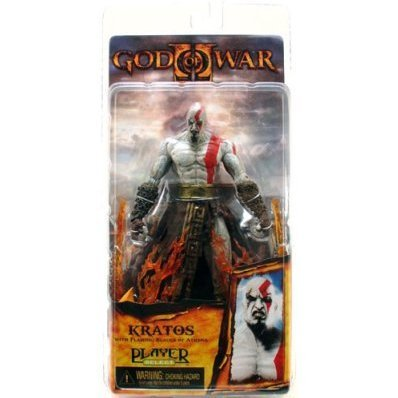 God of War Action Figure: Kratos