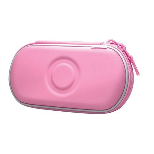 Hard Pouch Portable (pink)