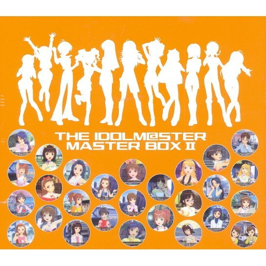 The Idolm@ster Master Box 2 [CD+DVD Limited Edition]