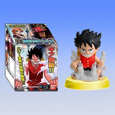From TV Animation One Piece Candy Toy