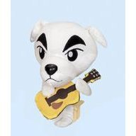 Animal Crossing 10'' Super DX Plush Doll: Totakeke (K.K. Slider)