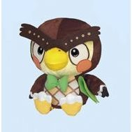 Animal Crossing 10'' Super DX Plush Doll: Hooter (Blathers)
