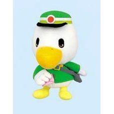 Animal Crossing 7'' Plush Doll Collection 2: Perio (Pete)