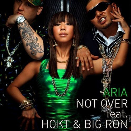 Not Over feat. Hokt & Big Ron [CD+DVD]