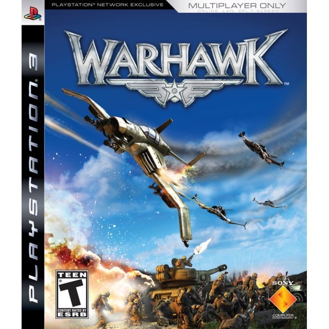 Warhawk (w/ Bluetooth Headset)
