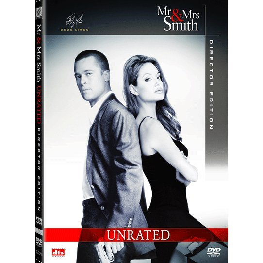 Mr. & Mrs. Smith [Unrated Version]