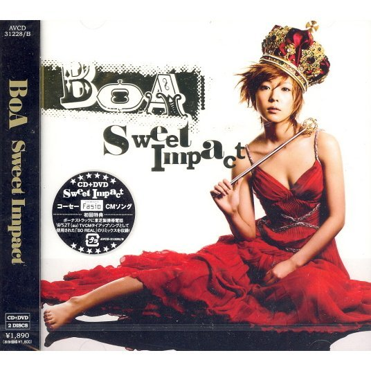 Sweet Impact [CD+DVD]