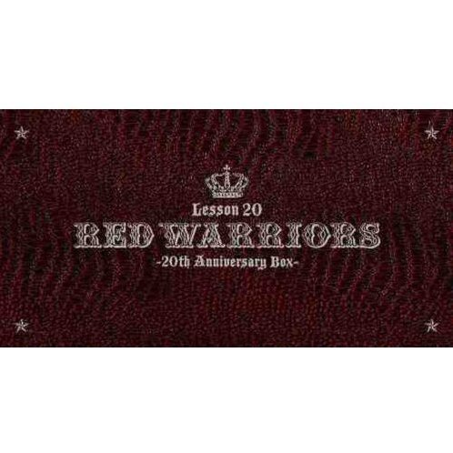 Lesson 20 Red Warriors 20th Anniversary Box [5DVD+5CD Limited Edition]