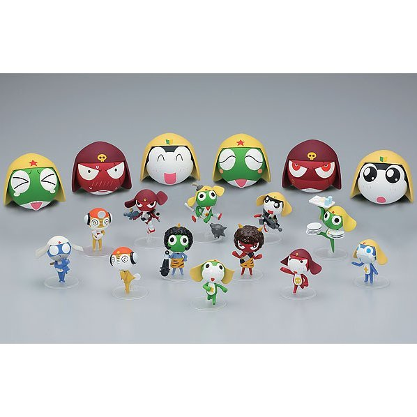 Sergeant Keroro Character Cell 5