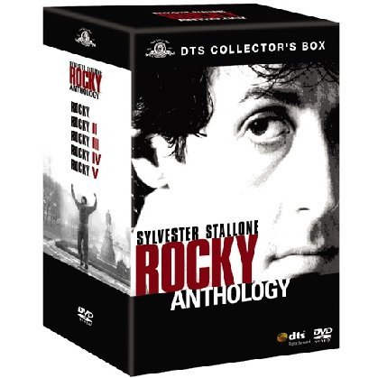 Rocky DTS Collector's Box [Limited Edition]