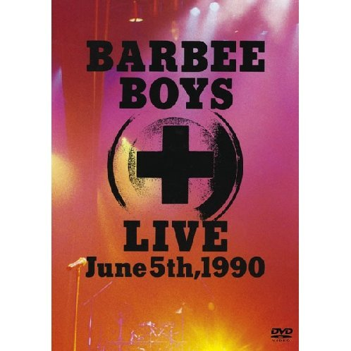 Barbee Boys Live June 5th, 1990